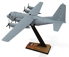 AC-130U Spooky Gunship Paper Model