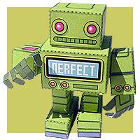 Nerfect Robot