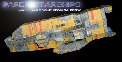 Paper Starships