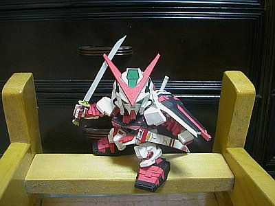 Robo-Schwertkaempfer