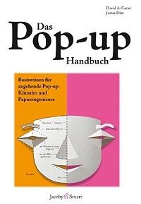 """Titel des Buches """"Das Pop-up-Handbuch"""""""