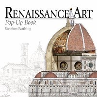 "Titelbild des Buches ""Renaissance Art Pop-Up Book"""
