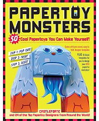 "Titelbild von ""Papertoy Monsters"""