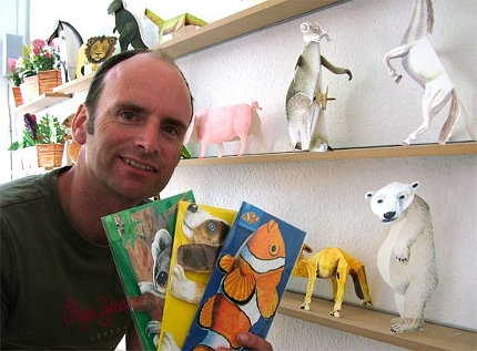 Jens Gollnow. Quelle: Gollnow Paper Creations